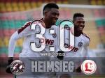 Berliner Pilsner-Pokal: BFC Dynamo zieht ins Halbfinale ein