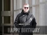 Mr. Zuverlässig feiert Geburtstag - Alles Gute Thommy!