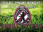Der BFC Dynamo wünscht frohe Ostern!