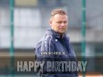 Der Wunderheiler feiert Geburtstag - Adrian Marklowski wird 33
