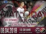 Vorbericht: VfB Germania Halberstadt - Spannung wie im Hinspiel?