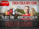 Coca-Cola Vereinsgeschichte: Eure Deckel waren 400 Euro wert