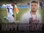 Pokalheld feiert Geburtstag - Kevin Gutsche wird 27