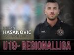 Trainerwechsel bei der U19 - Rejhan Hasanovic übernimmt