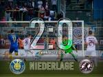 Unglückliche Niederlage in Leipzig - 0:2 beim 1. FC Lokomotive