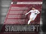 Programmheft - Letzte Ausgabe der Regionalliga-Saison 2017/18