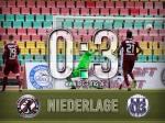 0:3 - Niederlage im letzten Heimspiel der Saison