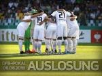 DFB-Pokal: Auslosung der 1. Hauptrunde am 08. Juni