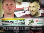 Berliner Fußballer der Saison 2017/18 gesucht