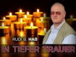 Der BFC Dynamo trauert um sein Ehrenmitglied Rudi B. Haß