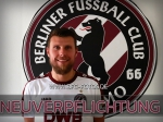 Neuzugang mit 3. Liga-Erfahrung - Niklas Brandt verstärkt das defensive Mittelfeld