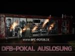 DFB-Pokal: Auslosung live im Vereinsheim