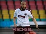Francis Adomah wechselt zum FC Rot-Weiß Erfurt