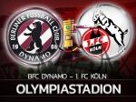 DFB-Pokal – BFC Dynamo gegen 1. FC Köln wird im Olympiastadion Berlin stattfinden
