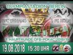 DFB-Pokal: Spielstätte gefunden
