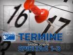 Saison 2018/19: NOFV terminiert die Spieltage 1-3