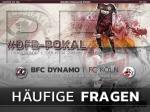 DFB-Pokal: Häufige Fragen zum Kartenverkauf (Stand 16.07.2018)