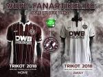 Auf dem Weg zum Klassiker - Der BFC Dynamo präsentiert sein neues Trikot