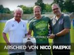 Saisoneröffnung - Würdiger Abschied für Nico Paepke
