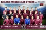 Pokalkracher der A-Junioren gegen Hertha BSC