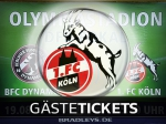 DFB-Pokal: Eintrittskarten für den Gästeblock an der Tageskasse erhältlich