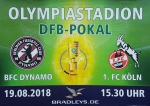DFB-Pokal: Runter von der Couch, auf ins Stadion - Tickets an der Tageskasse erhältlich