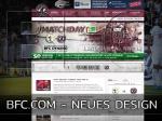 Der BFC Dynamo im Internet - bfc.com im neuen Design