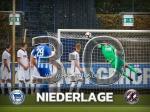 Trotz guter Leistung 0:3 bei der U23 von Hertha BSC verloren