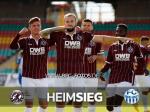Ein hartes Stück Arbeit - 2:1-Heimsieg gegen den FC Oberlausitz Neugersdorf