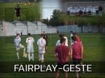 Gemeinsame Trainingseinheit in der Jugendstrafanstalt Berlin