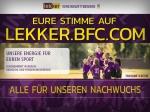 Lekker Vereinswettbewerb: Zieht der BFC Dynamo ins Finale ein?