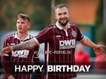 Marc Brasnic feiert durch - 5 Treffer in Bischofswerda und heute Geburtstag