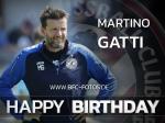 Martino Gatti - Mr. Zuverlässig feiert seinen 47. Geburtstag