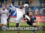 1:1 - Beste Werbung für die Regionalliga Nordost