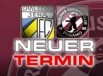 Neuer Termin für das Auswärtsspiel in Jena