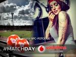 Heimspiel: Großes Rahmenprogramm und Gewinnspiel der Vodafone Professional Stores gegen Erfurt