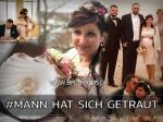 Seit Samstag ist alles anders - Matthias Moldenhauer hat geheiratet