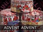 Heimspiel - Sponsor überrascht Zuschauer zum 1. Advent