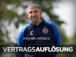 Torwarttrainer Bosko Lucic verlässt den BFC Dynamo
