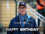 Vize-Präsident Karsten Valentin feiert Geburtstag