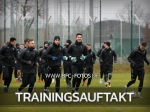 Trainingsauftakt: BFC Dynamo beendet Winterpause