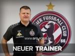 Matthias Maucksch übernimmt Trainerposten beim BFC Dynamo