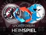 Testspiel gegen den FC Strausberg ins Sportforum verlegt