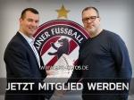 Fans aus Königs Wusterhausen - Elf neue Mitglieder auf einen Streich