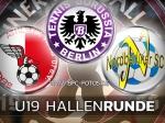 U19: Berliner Hallenmeisterschaft - Am Ende fehlt die Cleverness