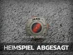 News: Heimspiel gegen den Chemnitzer FC abgesagt