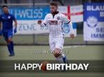 Bahadir Özkan feiert Geburtstag - Glückwunsch zum 24.