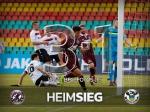 3:1-Sieg - BFC Dynamo verlässt die Abstiegsränge