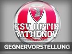 Bescheidenheit und Realismus oder Ingo Kahlisch und der FSV Optik Rathenow