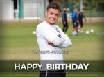 Alles Gute zum Geburtstag - Pascal Eifler wird 21